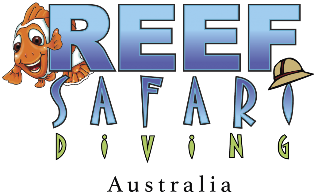 Reef Safari Diving Logo